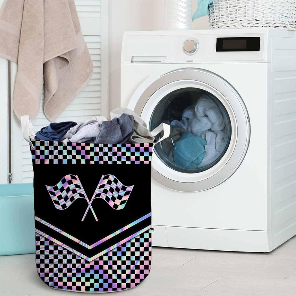 Racing basket laundry3