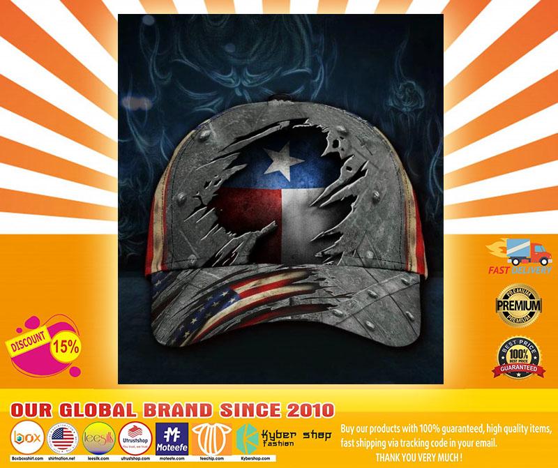 Texas state flag classic cap4