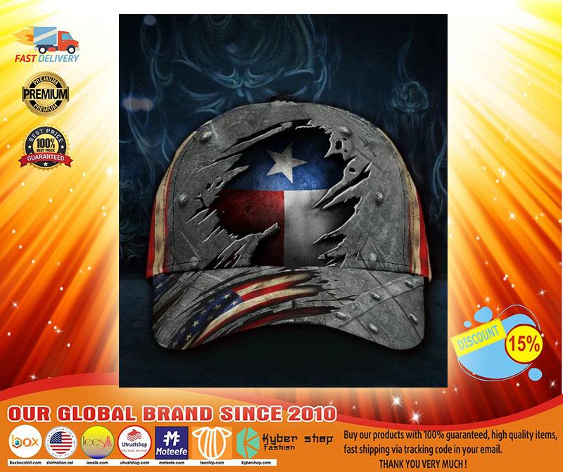 Texas state flag classic cap3