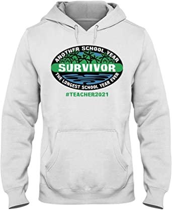 Another School Year Survivor The Longest School Year Ever Teacher 2021 Shirt1