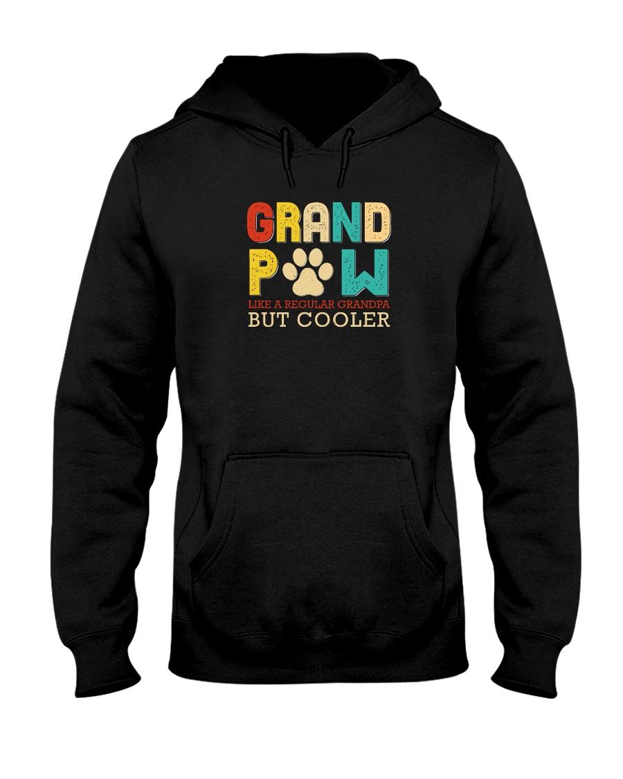 Grand pow like a regular grandpa but cooler shirt 11