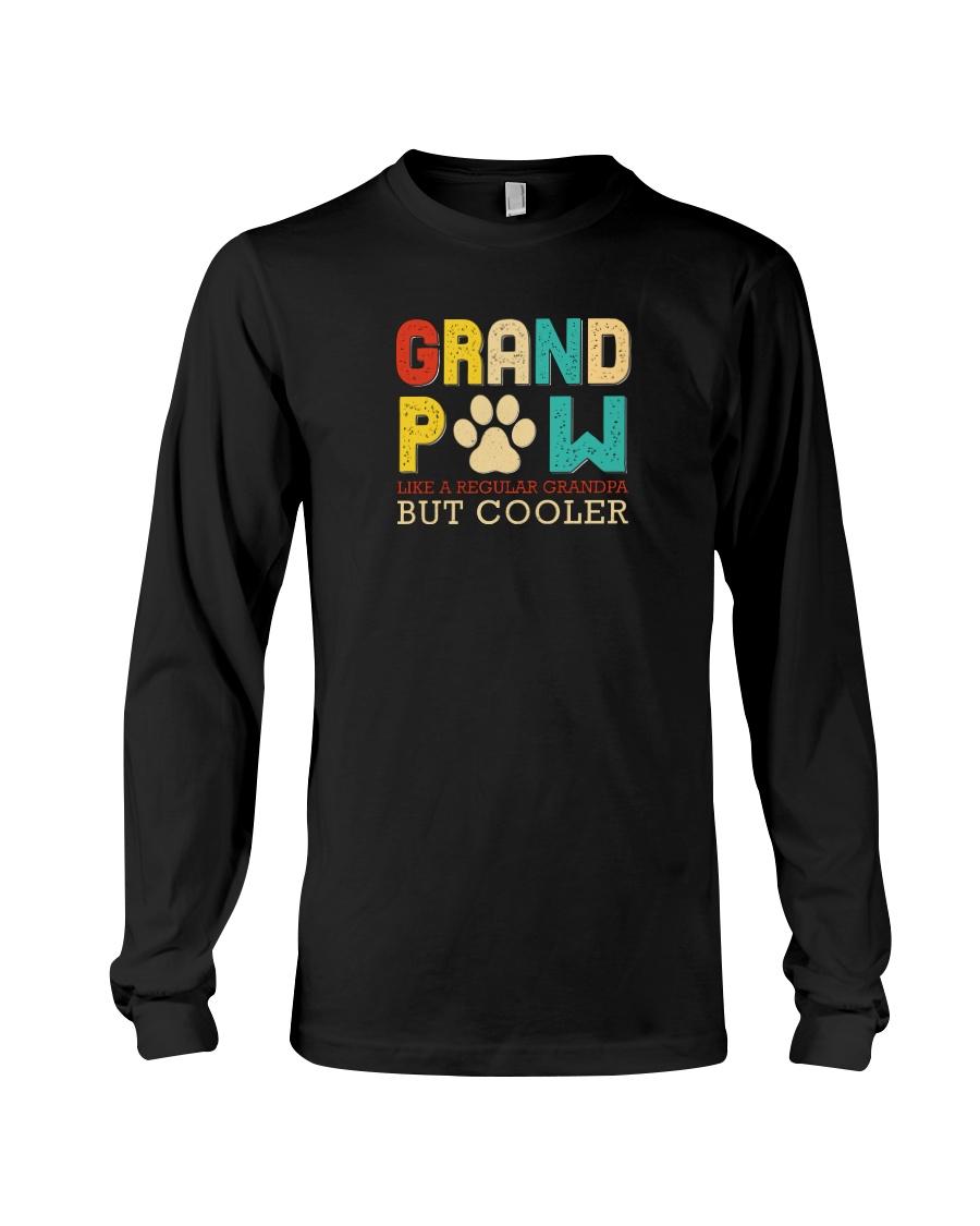 Grand pow like a regular grandpa but cooler shirt 13