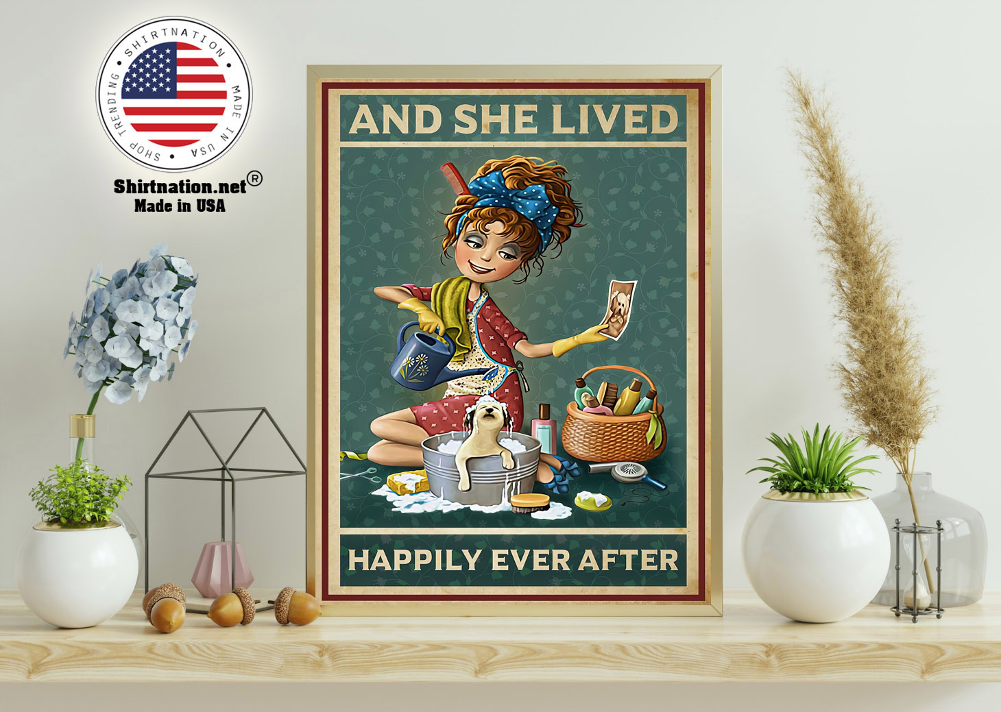 Grooming And she lived happily ever after poster 11
