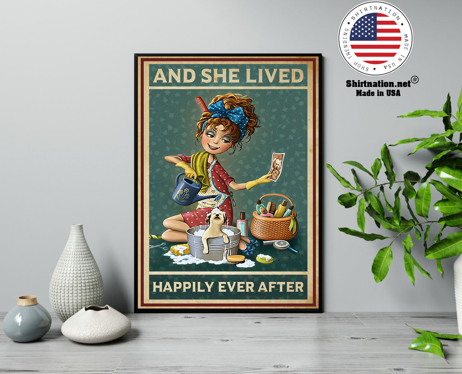 Grooming And she lived happily ever after poster 13