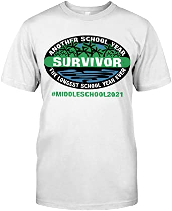 Middleschool 2021 Another School Year Survivor The Longest School Year Evenr