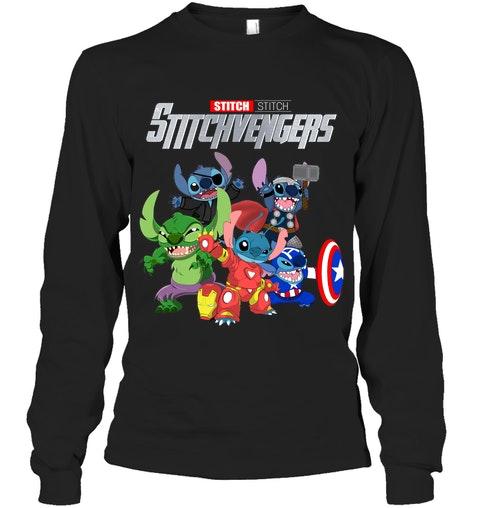 Stitch Avengers stitchvengers shirt 11