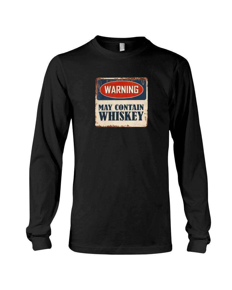 Warning May Contain Whiskey Shirt4