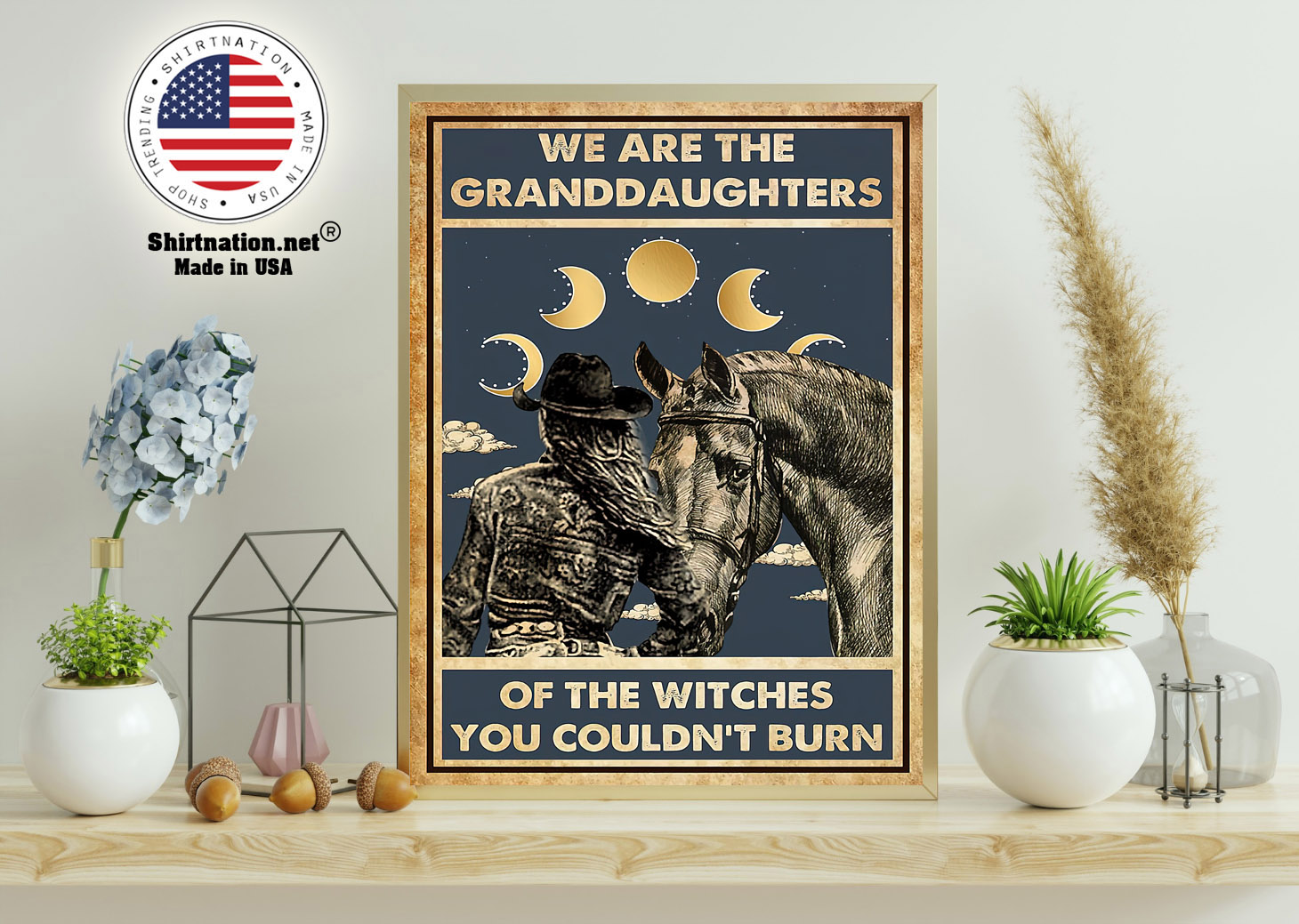 We are the granddaughters of the witches you couldnt burn poster 11