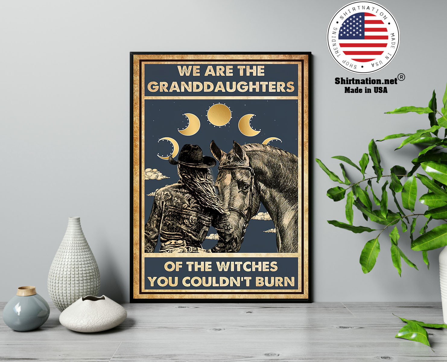 We are the granddaughters of the witches you couldnt burn poster 13