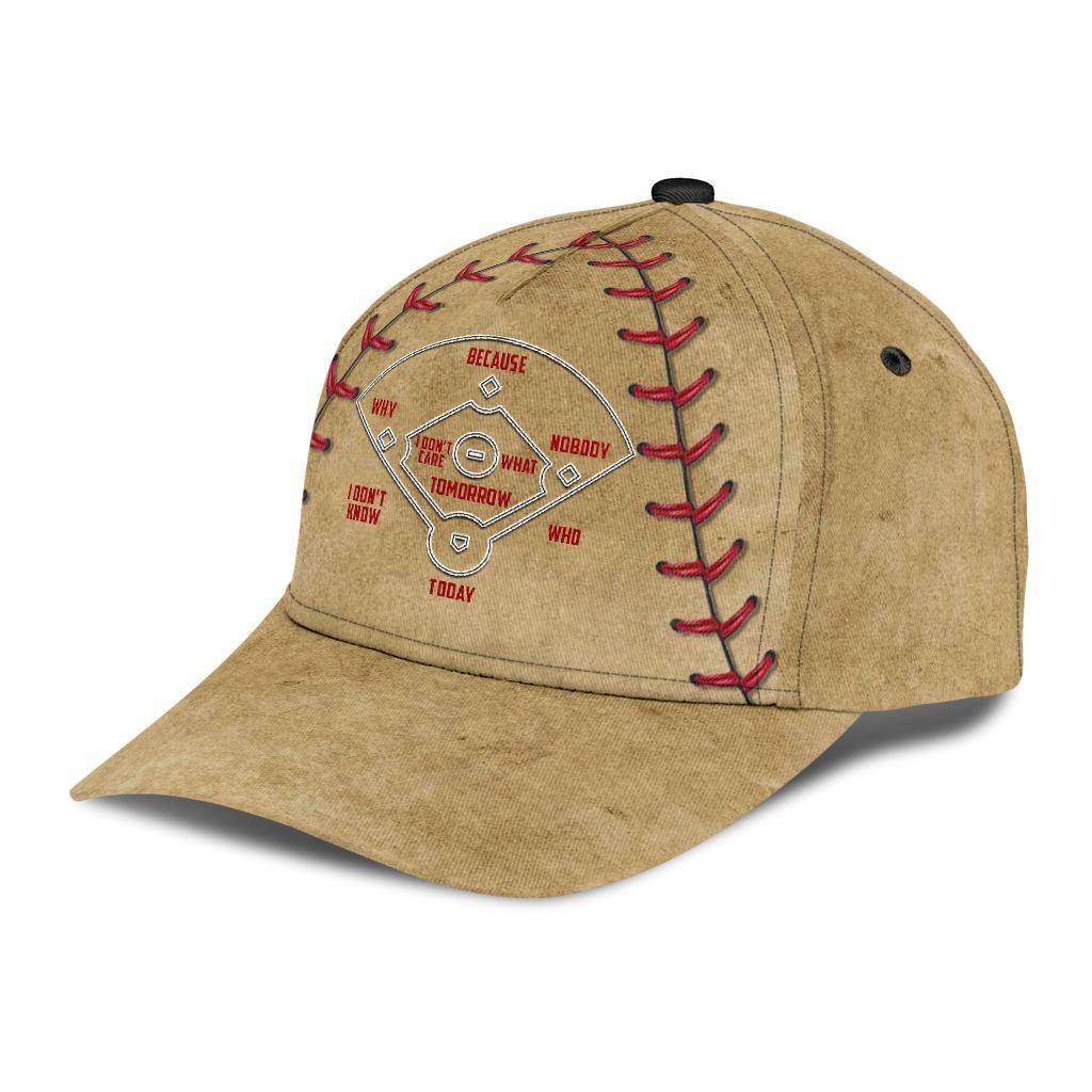 Baseball field cap2