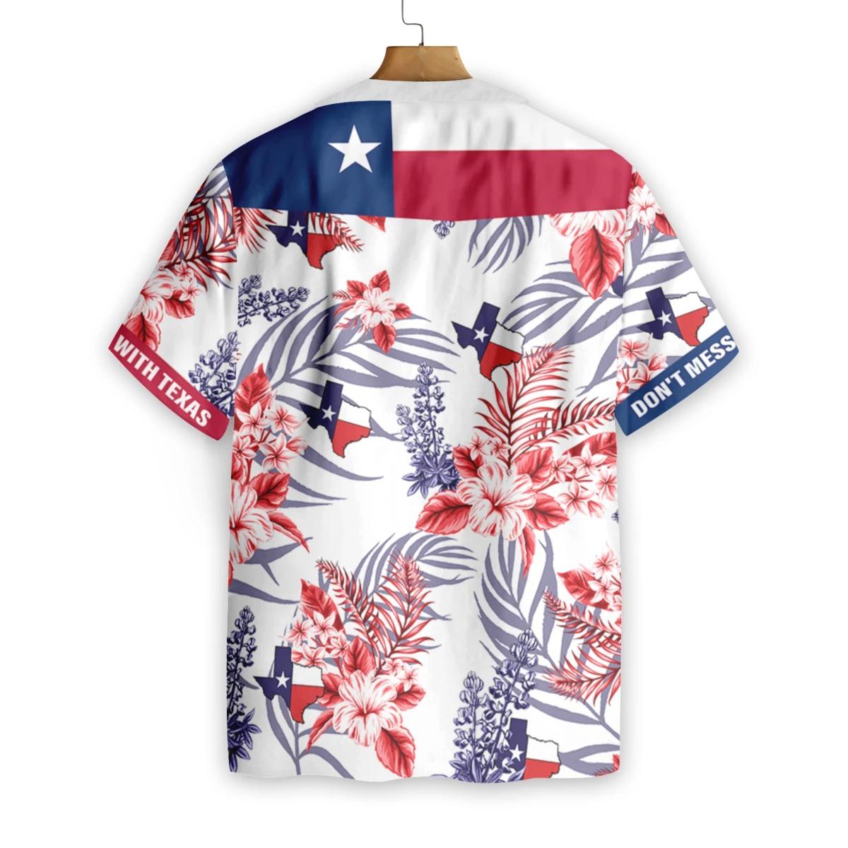 Dont mess with texas hawaiian shirt2
