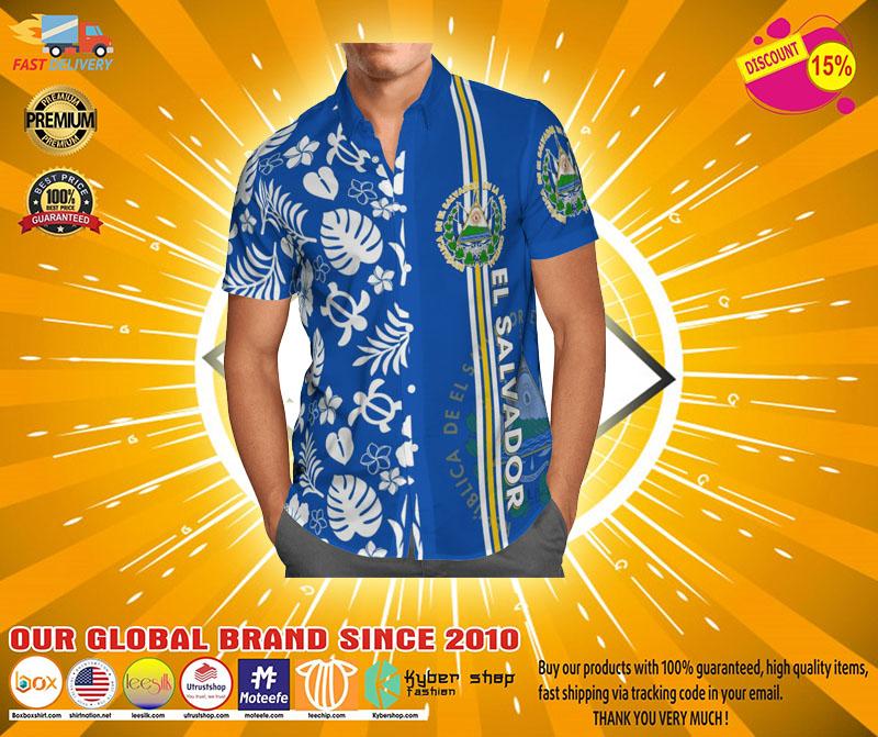 El salvador hawaiian T shirt21