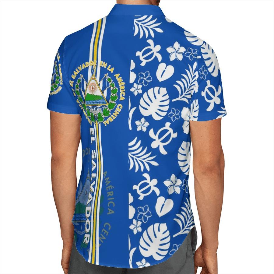 El salvador hawaiian T shirt2