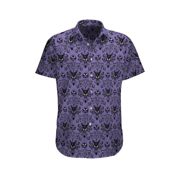 Haunted mansion hawaiian shirt3