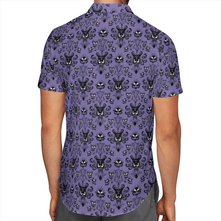 Haunted mansion hawaiian shirt2
