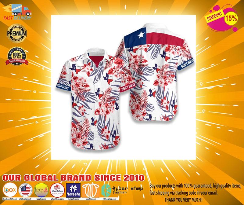 Lone star nation hawaiian shirt2