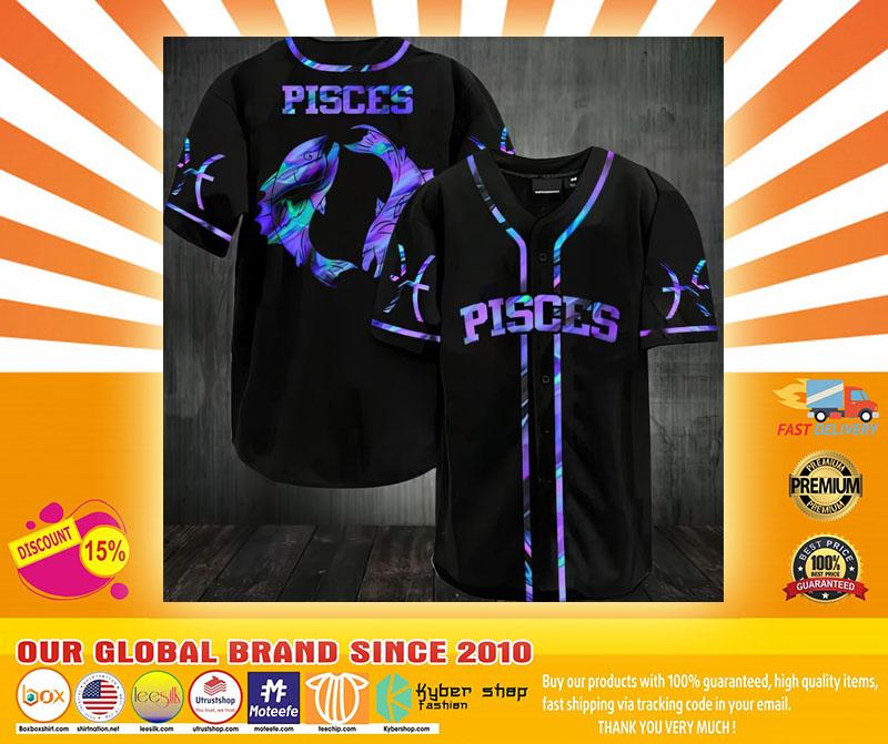 Pisces Baseball Jersey4