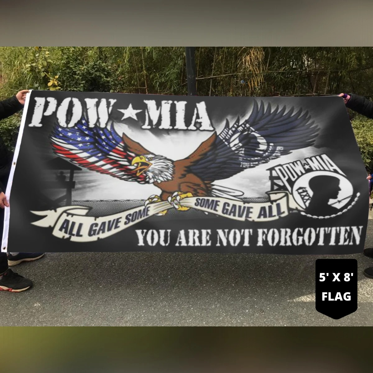Pow mid all gave some some gave all you are not forgotten flag3