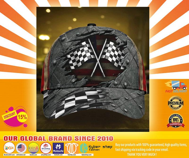 Racing crack cap4