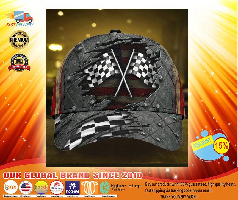 Racing crack cap3