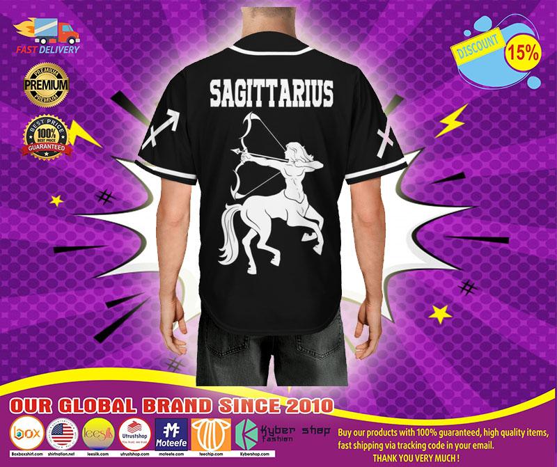 Sagittarius Baseball 3d Jersey4