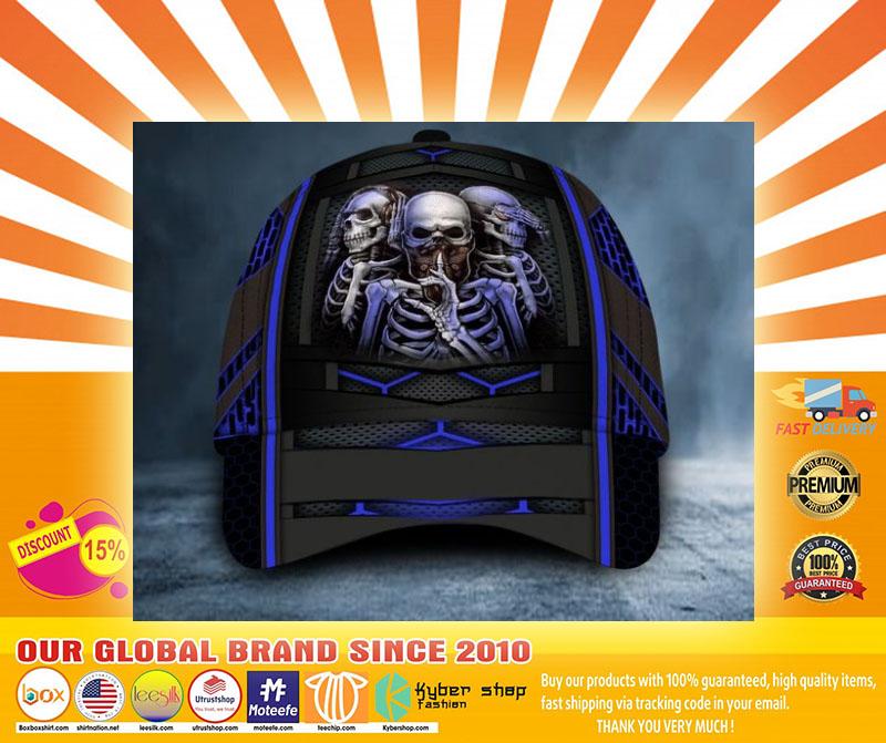Skeleton IDK IDC cap4