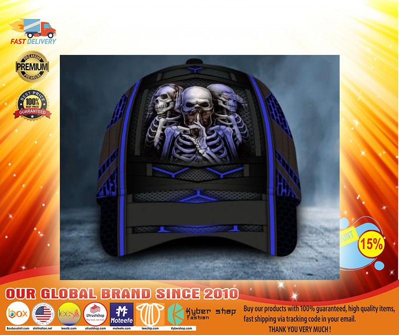 Skeleton IDK IDC cap3
