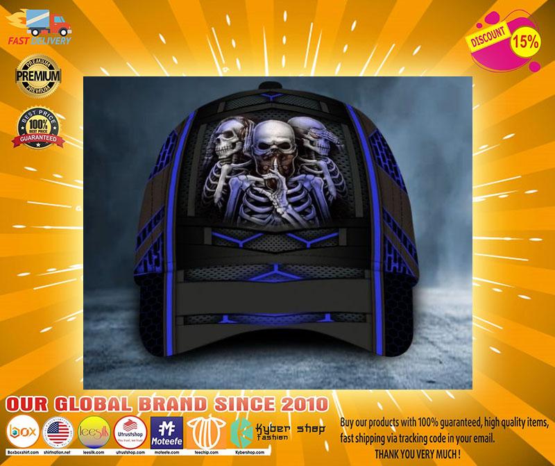 Skeleton IDK IDC cap2