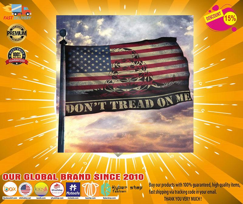 Snake Dont tread on me flag4