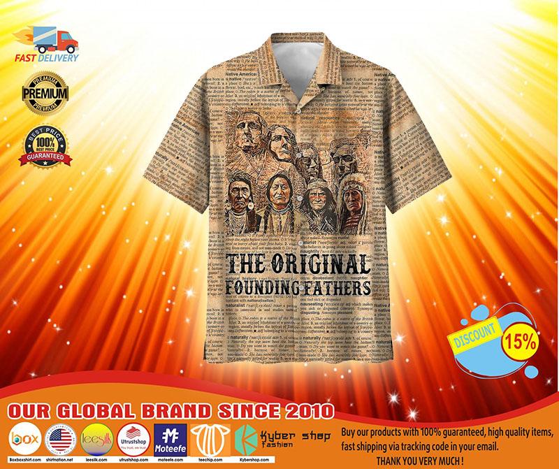The original founding fathers hawaiian shirt4