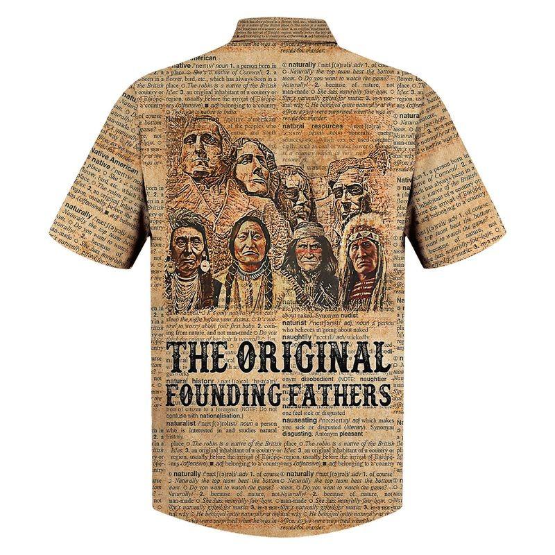 The original founding fathers hawaiian shirt2