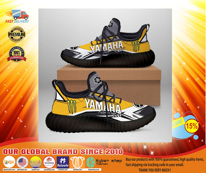 Yamaha VR46 agv yeezy boot3
