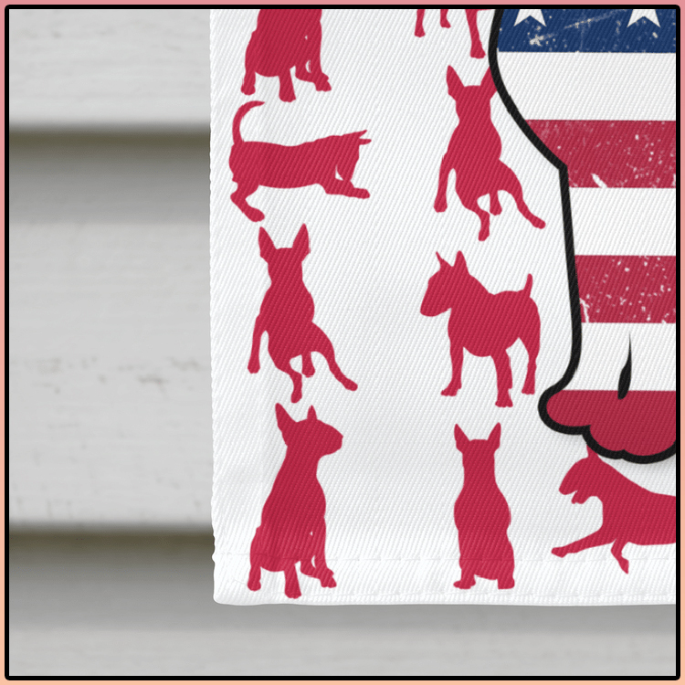 American Bull Lovers Flag2