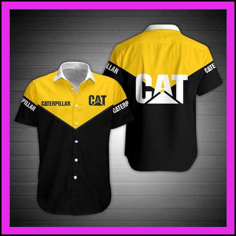 Caterpillar hawaiian shirt7