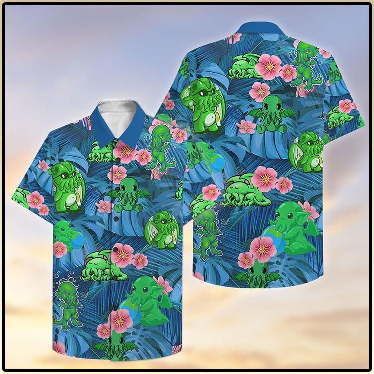 Chthulu Hawaiian Shirt4