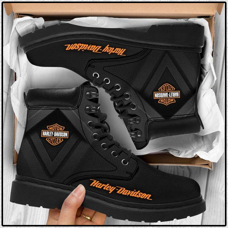 Harley Davodson Motor Cycles Boots2 1