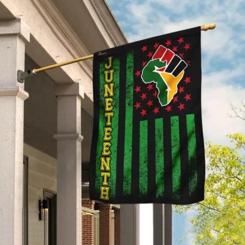 Juneteenth African American Flag 1