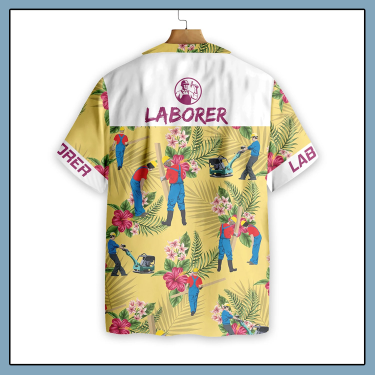 Laborer Hawaiian Shirt4