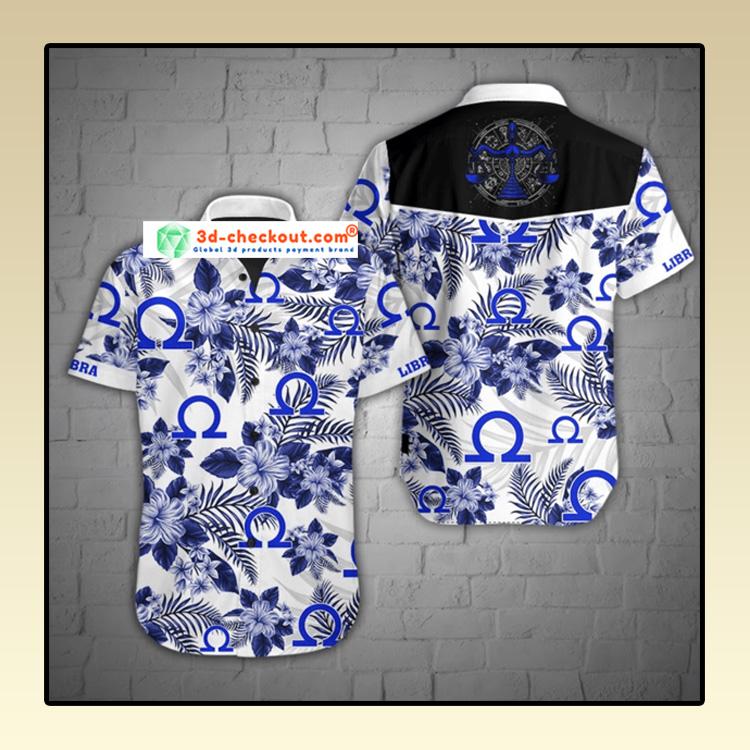 Libra Hawaiian Shirt3 1