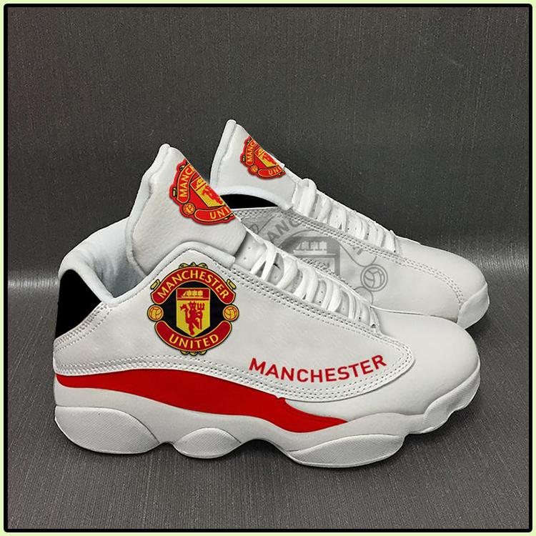 Manchester United Football Air Jordan 13 sneaker1