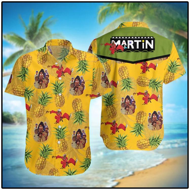 Martin TV Show Hawaiian Shirt1