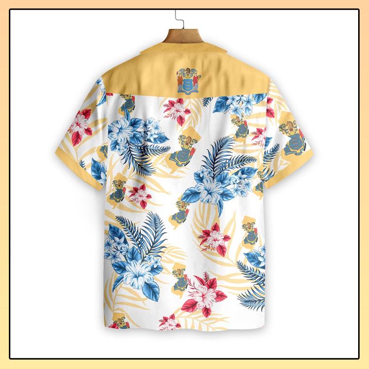 New Jersey Proud Hawaiian Shirt1