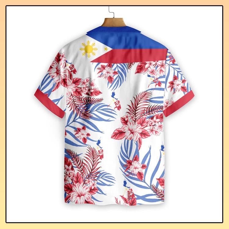 Philippines Proud Hawaiian Shirt2