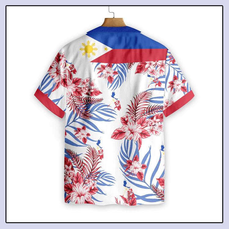 Philippines Proud Hawaiian Shirt3