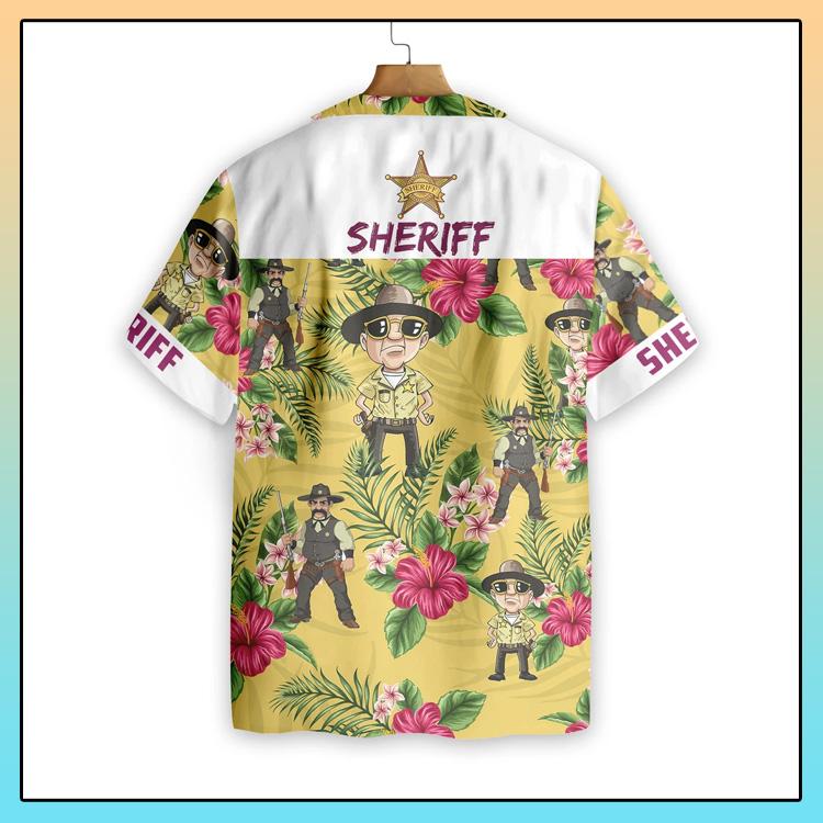 Proud Sheriff Hawaiian Shirt4