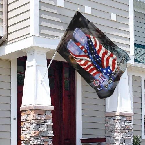 September 11th Never Forget Flag3 1