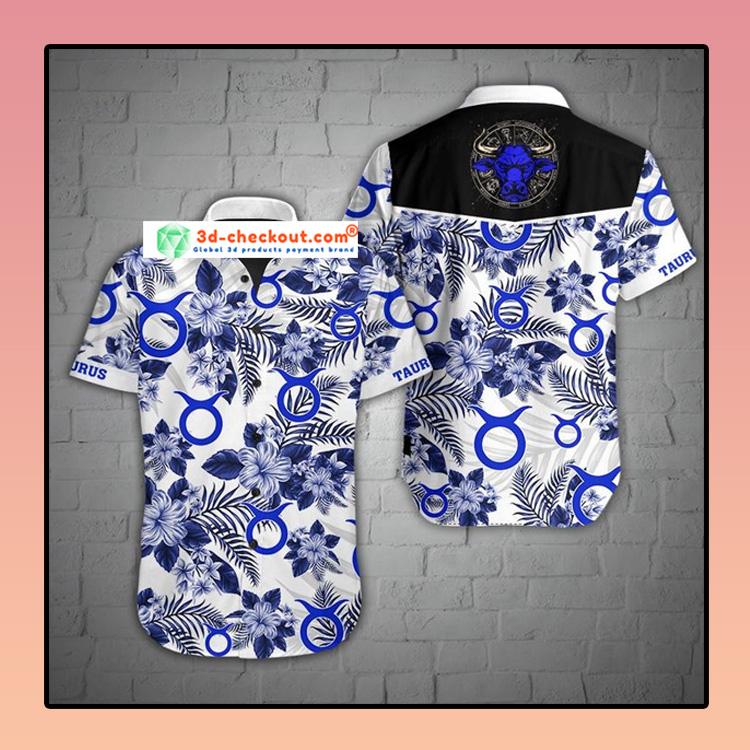 Taurus Hawaiian Shirt2 1