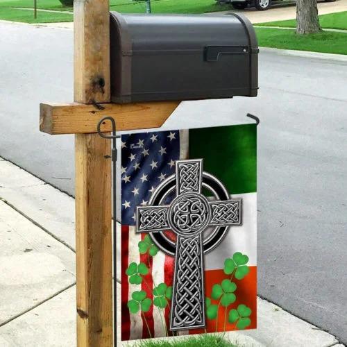 The Irish Celtic Cross Flag3 1