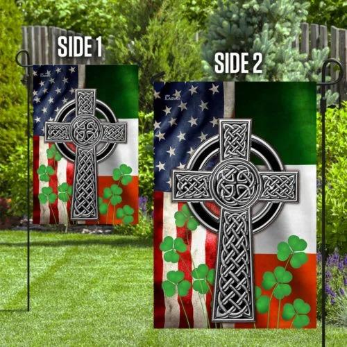 The Irish Celtic Cross Flag4 1