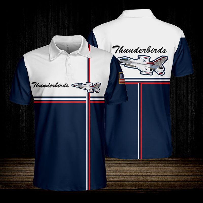 Thunderbirds Usaf Polo shirt